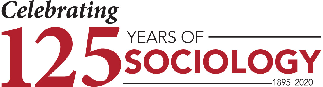 Sociology Department's 125th Anniversary